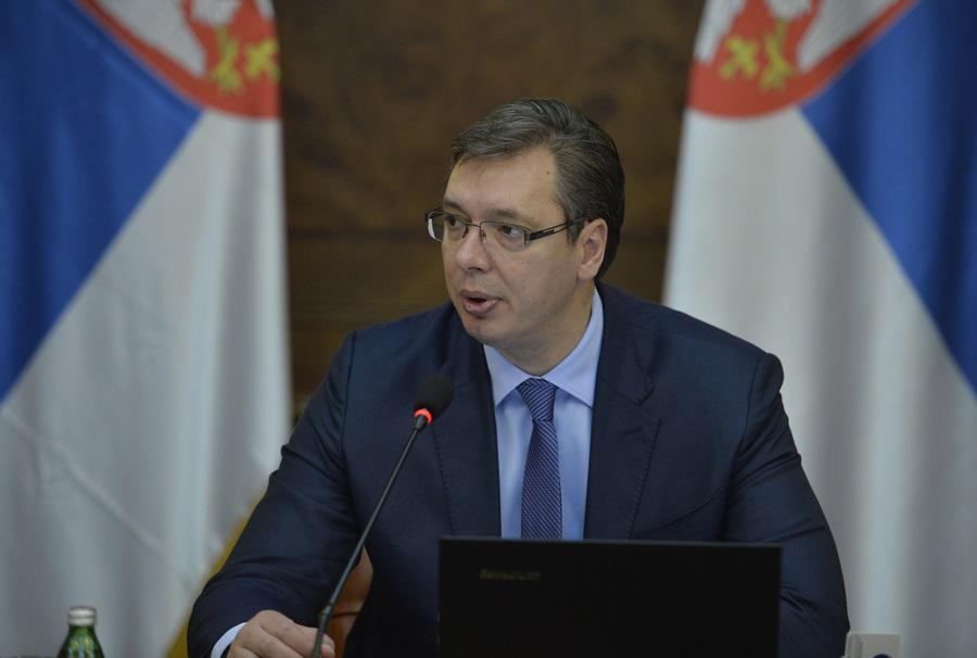 Вучић: Идеја ММФ-а нема подршку Владе, заштитићемо најсиромашније пензионере