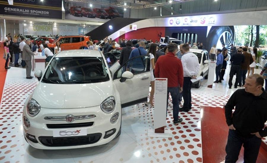 Продаја нових кола порасла за 12,3 одсто