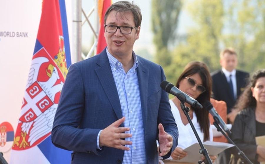 Вучић: Нетачни наводи да се у Србији гуше медијске слободе