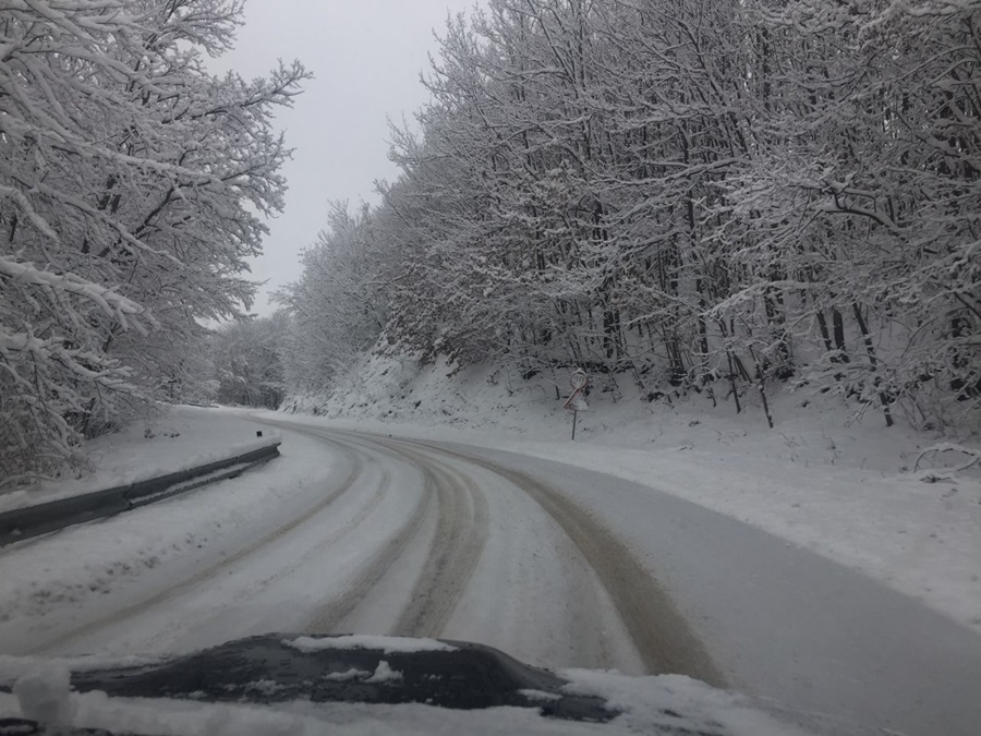 Упозорење РХМЗ: Повећање снежног покривача од 10 до 20 центиметара