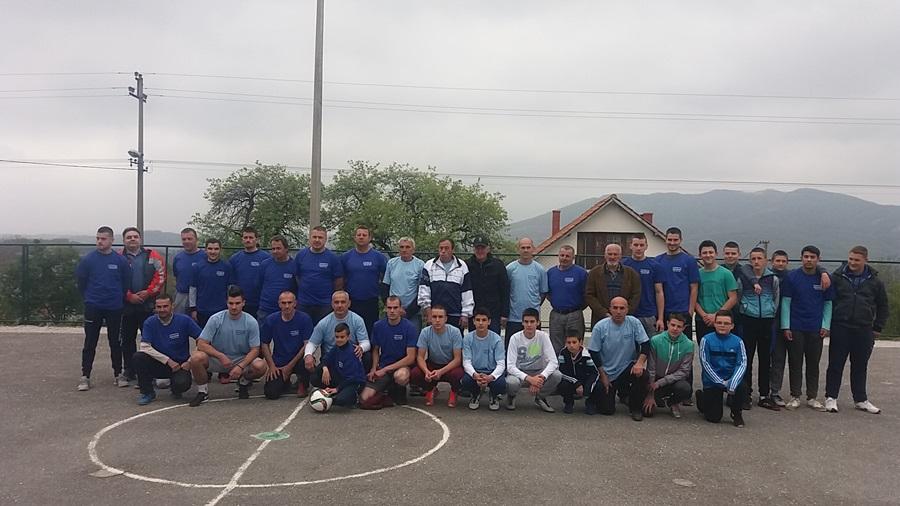 У Липовцу одржан меморијални турнир