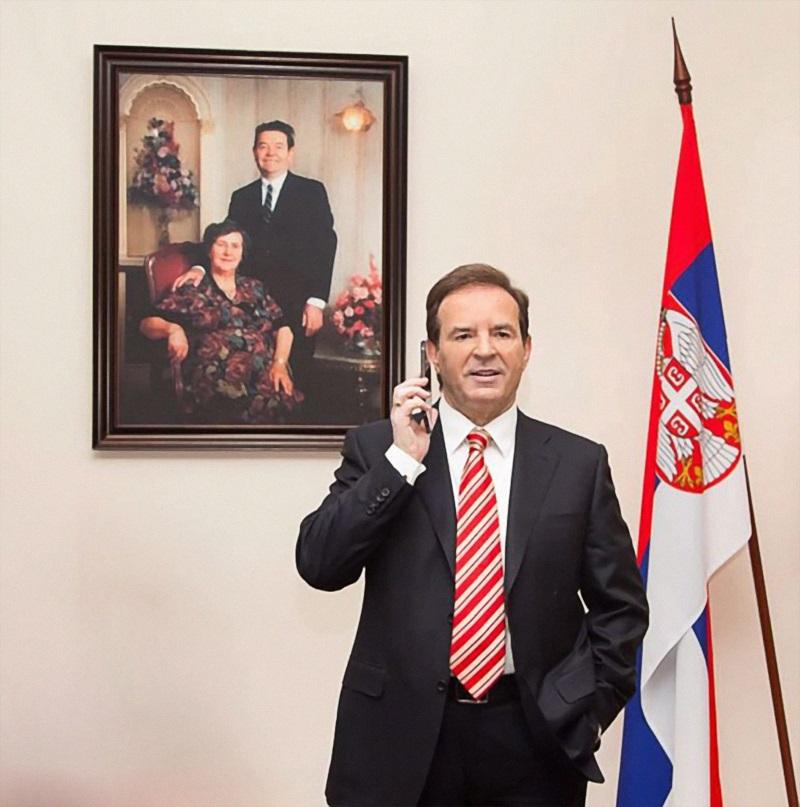 Богољуб Карић позвао немачког гиганта Фолксваген да отвори фабрику у Србији